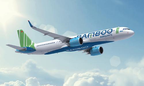 Bamboo Airways làm hồ sơ đăng ký cho ba máy bay đi thuê