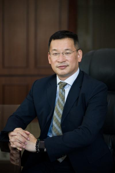 Ông Stanlee Lee - Tổng giám đốc Công ty TNHH BHNT Cathay Việt Nam.