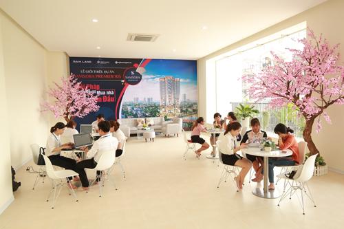 Trải nghiệm căn hộ mẫu phong cách Nhật Bản tại Samsora Premier 105