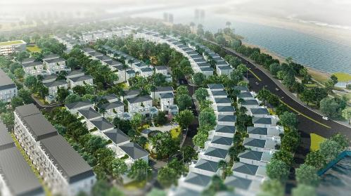 Dự án Làng Việt kiều quốc tế Hải Phòng ra mắt thị trường