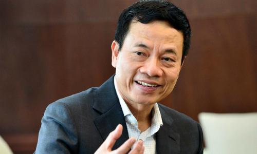 Quyền Bộ trưởng TT&TT muốn phát triển mạng xã hội 'made in Vietnam'