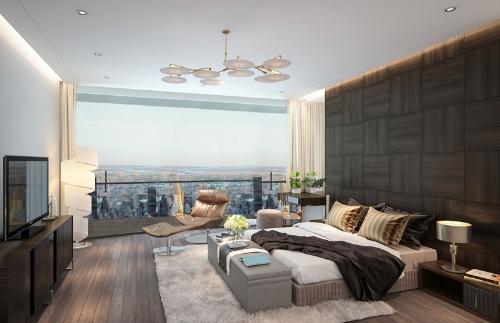 EcoLife Tây Hồ mở bán những căn hộ đẹp nhất dự án