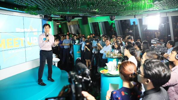 ông Phạm Duy Hiếu - Tổng giám đốc Quỹ Khởi nghiệp Doanh nghiệp Khoa học Công nghệ Việt Nam (Startup Vietnam Foundation)