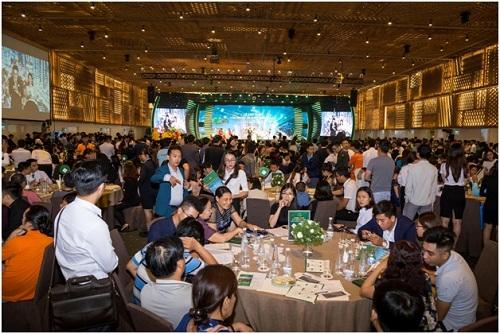 Gần 80% căn hộ toà HR1 dự án Eco-Green Saigon đã có chủ