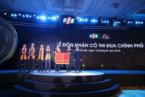 LIVE |Tập đoàn FPT nhận cờ thi đua nhân kỷ niệm 30 năm ngày thành lập