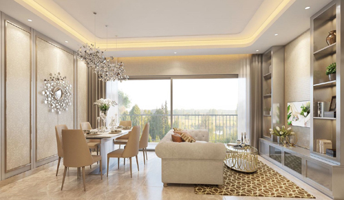 Lý do nhiều gia đình trẻ chọn mua bất động sản phía Nam Hà Nội