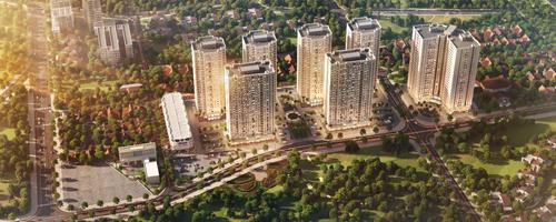 Mipec City View ra mắt toà M1