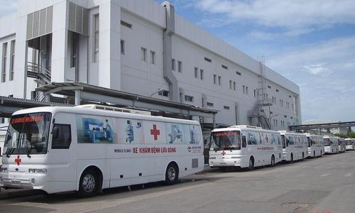 """Y tế Việt Nhật phủ nhận tố cáo """"nhận tiền nhưng không giao hàng"""""""