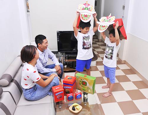 Mondelez Kinh Đô tạo lợi thế cạnh tranh trên thị trường bánh Trung thu