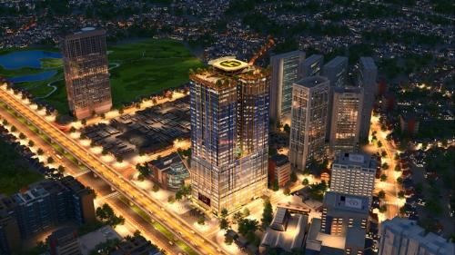 Sunshine Center - dự án hạng sang nổi bật phía Tây Hà Nội