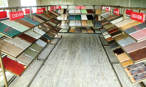OSEVEN mang công nghệ sơn thân thiện môi trường đến hội chợ Vietbuild - 1