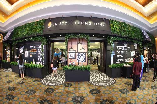 Ngày mai khai mạc triển lãm In Style. Hong Kong tại TP HCM