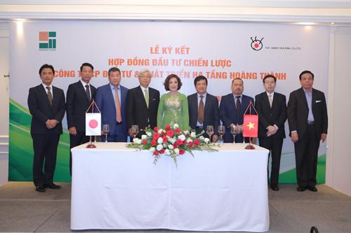 15 năm định vị thương hiệu của chủ đầu tư Hoàng Thành