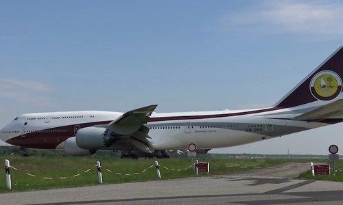 Bên trong máy bay nửa tỷ USD Quốc vương Qatar tặng Thổ Nhĩ Kỳ