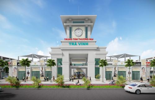 Địa ốc Hoàng Quân ra mắt khu phố Cát Tường tại Trà Vinh