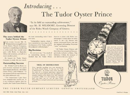 Bước chuyển mình trên thị trường xa xỉ của đồng hồ Tudor