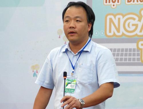Ông Trần Hữu Linh - Chánh văn phòng Bộ Công Thương sẽ đảm nhiệm chức vụ Tổng cục trưởng Tổng cục Quản lý thị trường từ giữa tháng 10/2018.