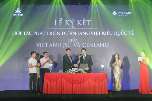 Dự án làng Việt kiều quốc tế ra mắt khách Hải Phòng