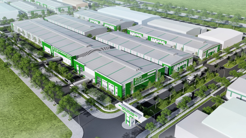 Long Hậu đầu tư nhà xưởng nghìn tỷ tại Đà Nẵng