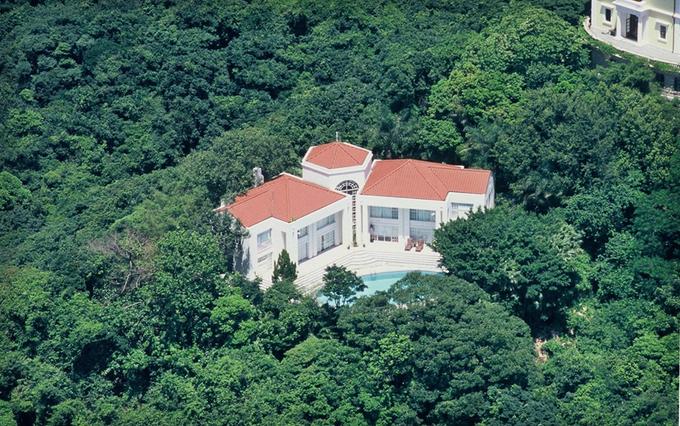 Ngôi nhà đắt nhất Hong Kong rao bán giá 466 triệu USD