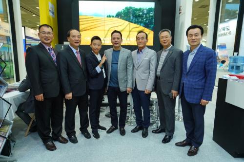 Vicoland Group tham dự triển lãm bất động sản quốc tế