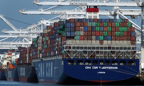 Cuộc đua xuất hàng sang Mỹ để né thuế nhập khẩu