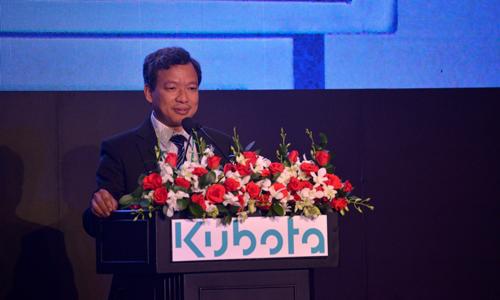 Kubota Việt Nam kỷ niệm 10 năm thành lập