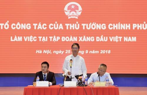 Tập đoàn Xăng dầu xin rút khỏi dự án Lọc hoá dầu tỷ USD Nam Vân Phong