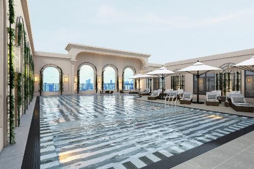 Những điểm nhấn tại dự án cao cấp King Palace