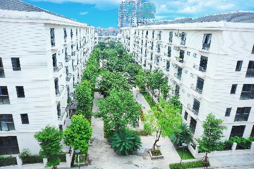 Không gian sống xanh đa tiện ích tại khu đô thị Pandora 53 Triều Khúc