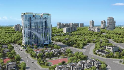 Nhiều ưu đãi cho khách đặt mua căn hộ Eco Dream