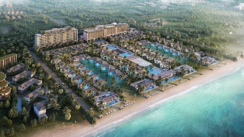Những điểm nhấn hạng sang tại khu nghỉ dưỡng Phu Quoc Marina