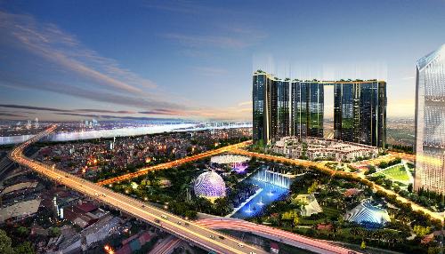 Những lý do khiến Tây Hồ Tây hút dự án bất động sản