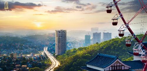 Theo đại diện chủ đầu tư, hiện tại là thời điểm khôn ngoan để đầu tư căn hộ khách sạn tại Hạ Long. Chủ đầu tư: Công ty Cổ phần Đầu tư Lạc Hồng; website: www.halongbayview.vn