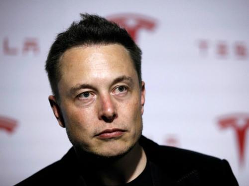 Chủ tịch, kiêm CEO Tesla - Elon Musk. Ảnh: Reuters