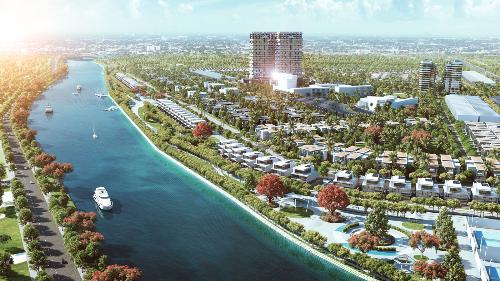 Đất Xanh Miền Trung đầu tư 2.000 tỷ đồng vào dự án nghỉ dưỡng