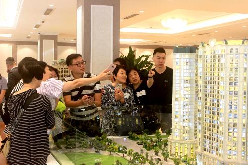 Nhà đầu tư Hong Kong săn mua căn hộ D'. El Dorado