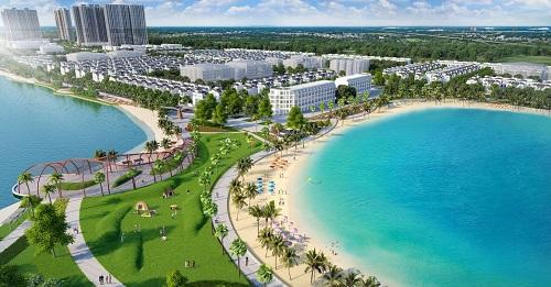 Vingroup: 'VinCity sẽ là đại đô thị đẳng cấp Singapore và hơn thế nữa'