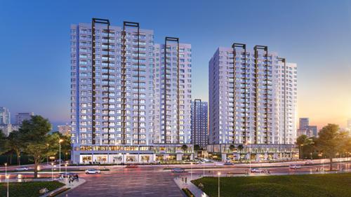Nam Long tung 4.600 căn hộ từ 1,5 tỷ đồng liền kề Chợ Lớn