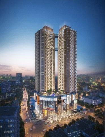 Căn hộ hạng sang trung tâm TP HCM thu hút nhà đầu tư