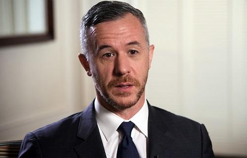 Ông Christopher Malone, Giám đốc điều hành Boston Consulting Group (BCG).