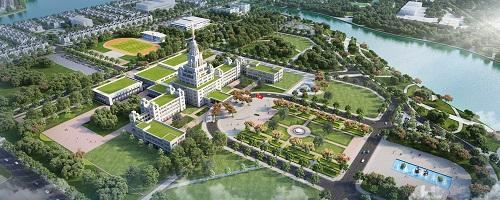 Mỗi dự án VinCity đều hướng đến không gian sống hiện đạicho cư dân.