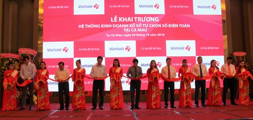 Vietlott mở rộng kinh doanh ra 45 tỉnh thành