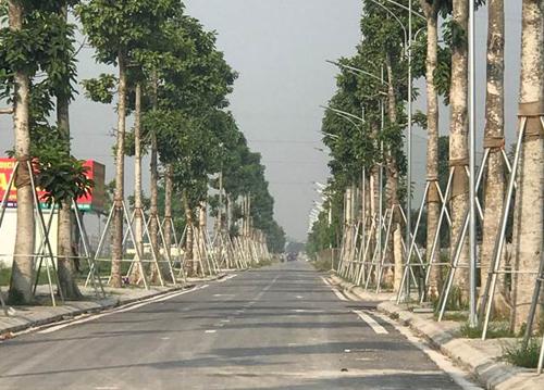 Hạ tầng giao thông hoàn thiện thay đổi diện mạo khu đô thị Thanh Hà