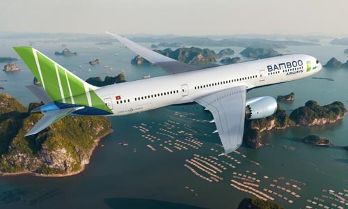 Bamboo Airways dời lịch cất cánh ngày 10/10