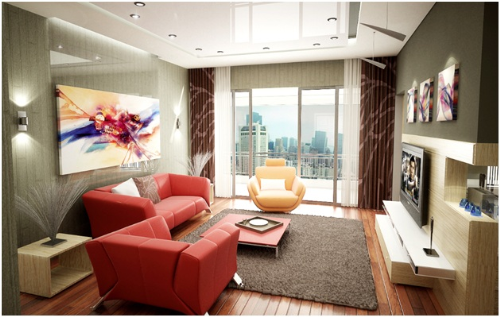 Tiềm năng đầu tư chung cư cho thuê