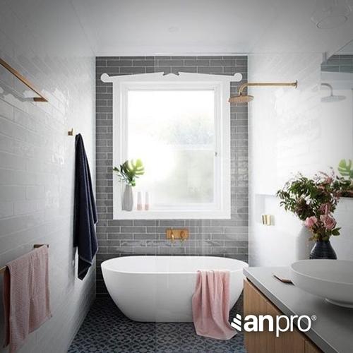 Giải pháp thiết kế phòng tắm phù hợp với phong thủy - 2