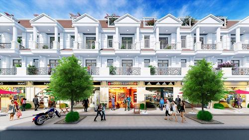 Nhà phố Garden House sắp ra mắt thị trường Bắc Ninh