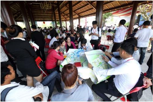 Nhiều chính sách ưu đãi tại lễ mở bán dự án Five Star Eco City