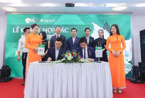 Cenland hợp tác với Khai Sơn tại dự án Khai Sơn Town